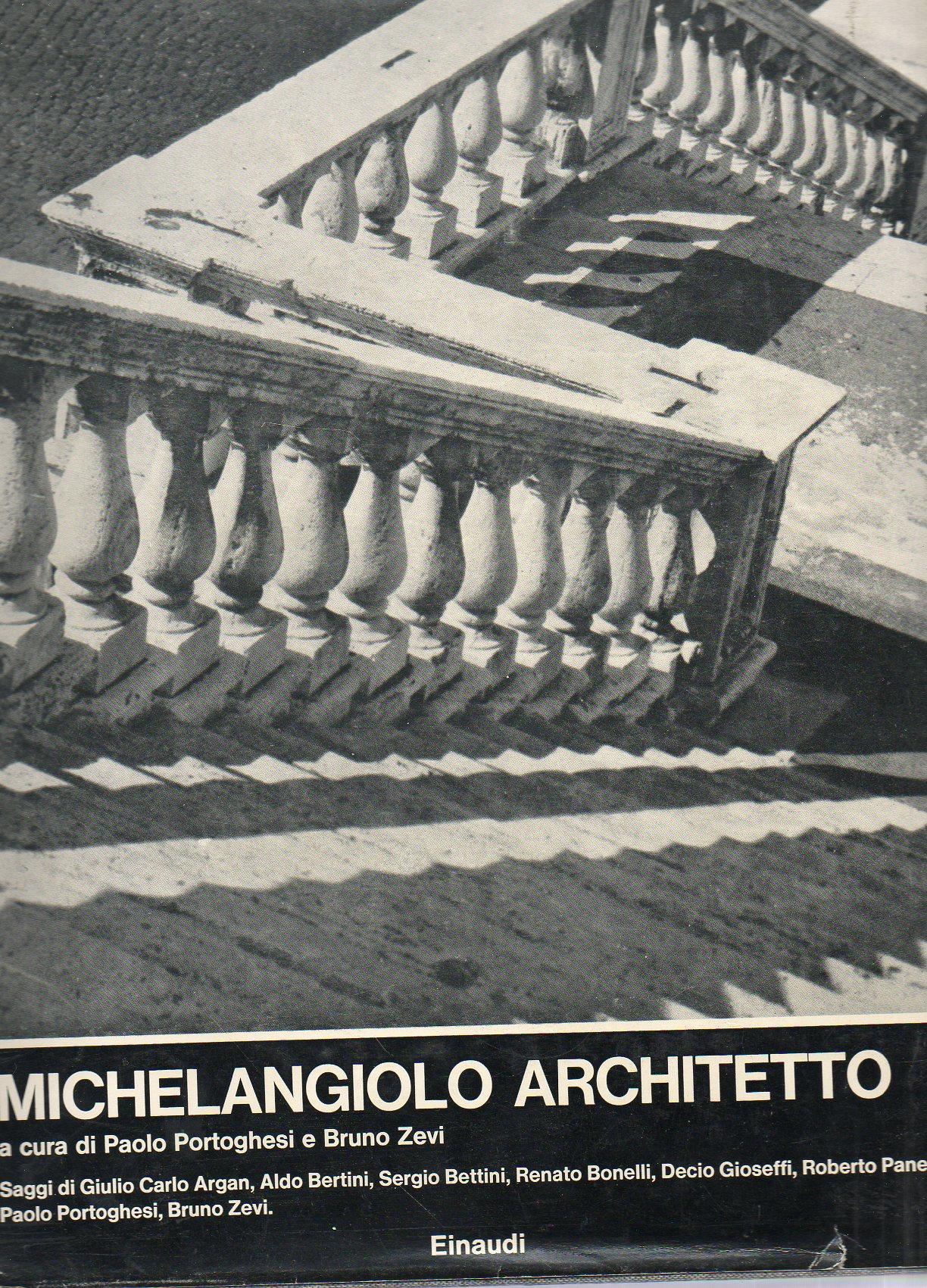Michelangiolo archit...