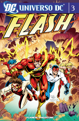 Universo DC - Flash vol.03