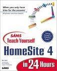 Sams Teach Yourself HomeSite 4 in 24 Hours