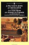 Letters from an American Farmer and Sketches of Eighteenth-Century Ameri