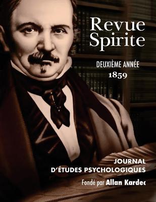Revue Spirite (Année 1859 - deuxième année)