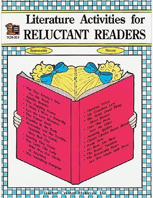 Literature Activities for Reluctant Readers