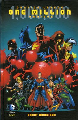 Justice League: One ...