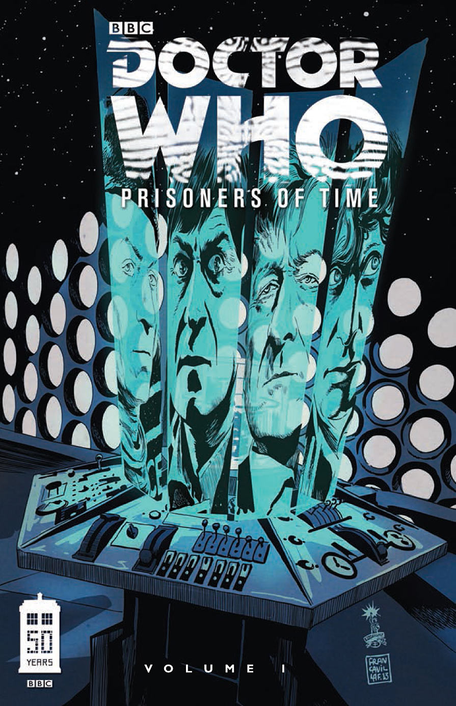 Doctor Who: Prisoners of Time, Vol. 2