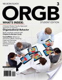 Orgb 3, Student Edition (with Management Coursemate Printed Access Card)