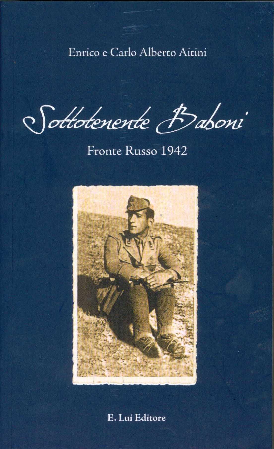 Sottotenente Baboni