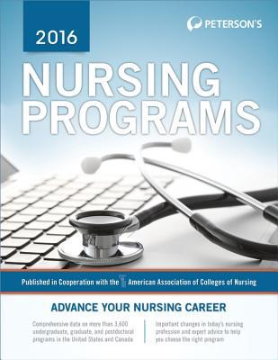 Peterson's Nursing Programs 2016