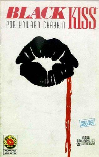 Black Kiss #12