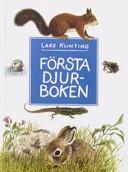 Första djur-boken