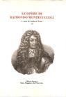Le opere di Raimondo Montecuccoli