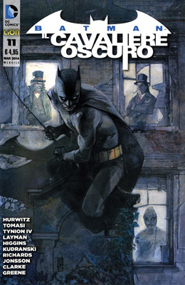 Batman Il Cavaliere Oscuro, n. 11