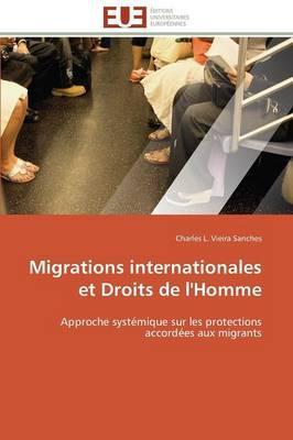 Migrations Internationales et Droits de l'Homme