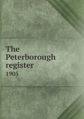 The Peterborough Register 1905