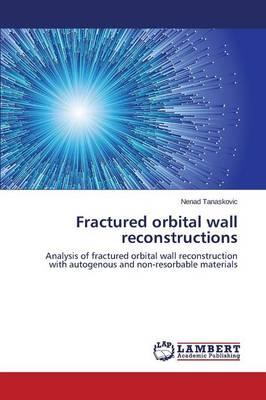 Fractured orbital wall reconstructions