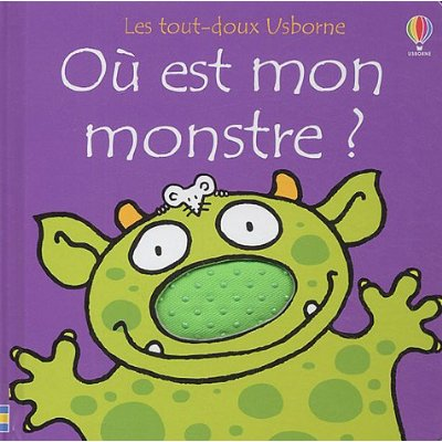 Où est mon monstre?