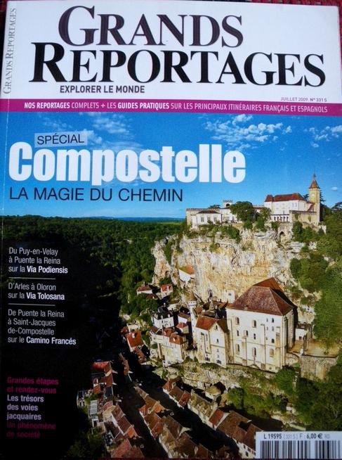 Grands Reportages n. 331 (Juillet 2009)