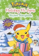 Pokemon Sticker Storybook