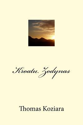 Kroatu Zodynas
