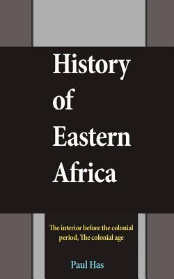 History of Eastern Africa