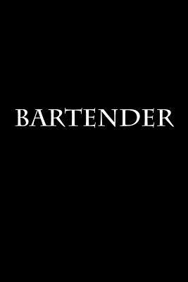 Bartender Notebook
