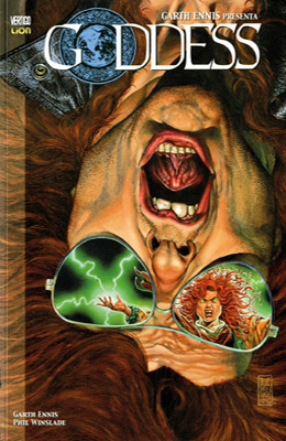Garth Ennis presenta: Goddess vol. 2