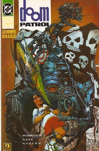 Doom Patrol: los hom...