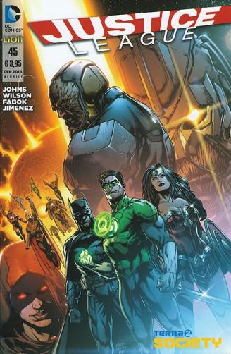 Justice League n. 45