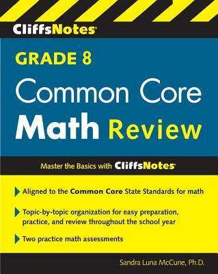Cliffsnotes Grade 8 ...