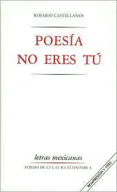 Poesía no eres tu