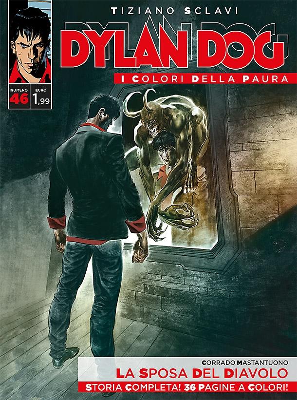 Dylan Dog - I colori della paura n. 46