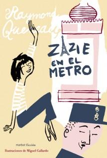 Zazie en el metro