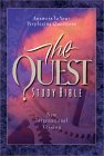 Quest Study Bible, The,  Indexed