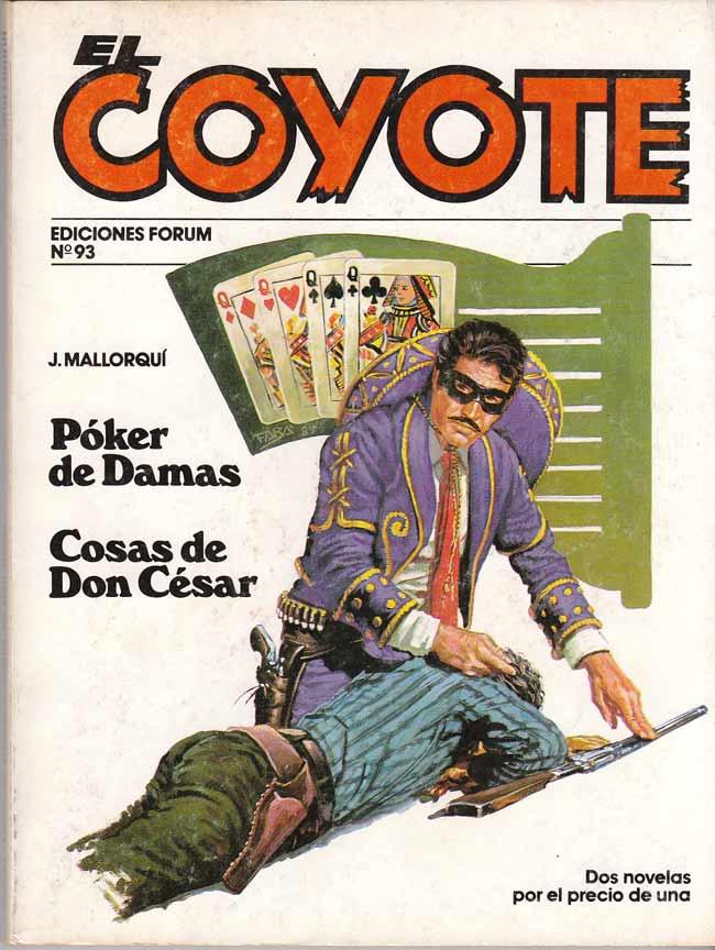 Póquer de damas / Cosas de Don César