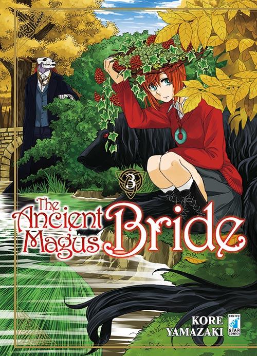 The Ancient Magus Bride vol. 3