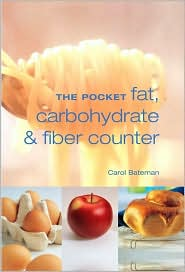 Pocket Fat, Carbohydrate and Fiber Counter