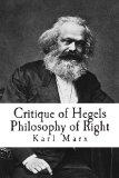 Critique of Hegels P...