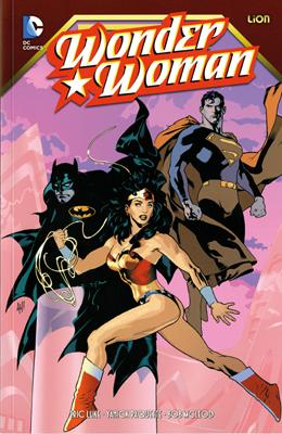 Wonder Woman di Yanick Paquette n. 1