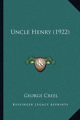 Uncle Henry (1922)