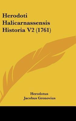 Herodoti Halicarnassensis Historia V2 (1761)