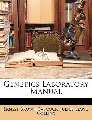 Genetics Laboratory Manual