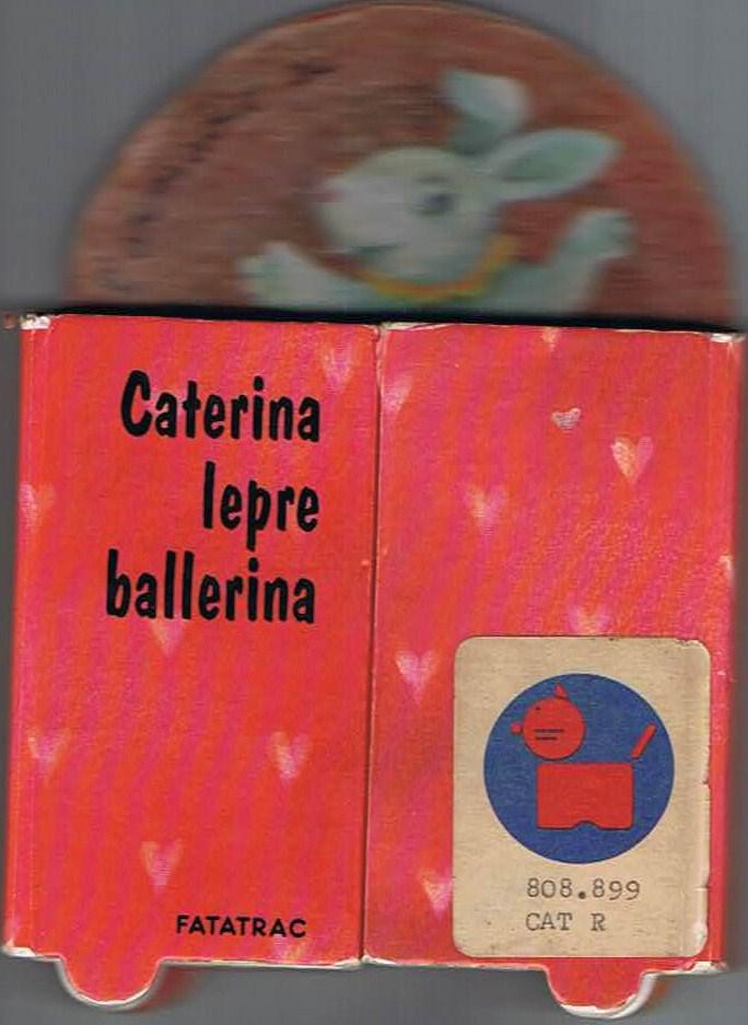 Caterina, lepre ballerina