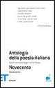 Antologia della poesia italiana. Novecento