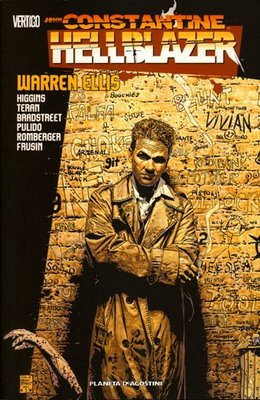 Hellblazer de Warren...