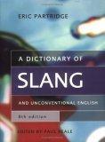 A Dictionary of Slan...