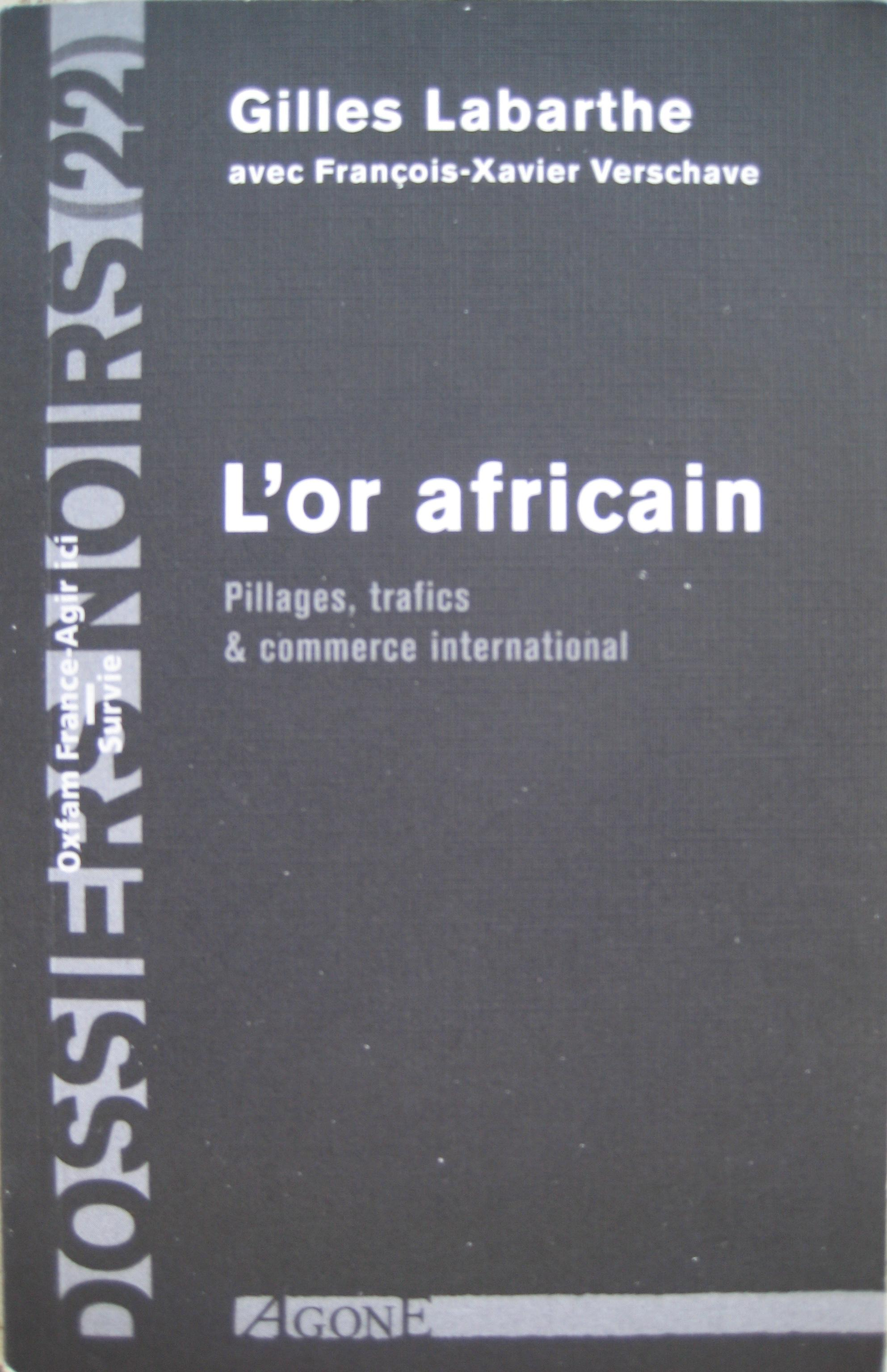 L'Or africain