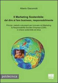 Il marketing sostenibile