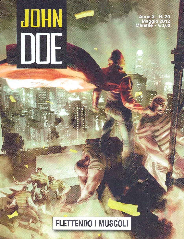 John Doe (nuova serie) n. 20