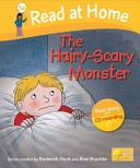 Read at Home Stage 5a The Hairy Scary Monster with CD