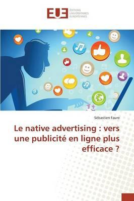 Le Native Advertising