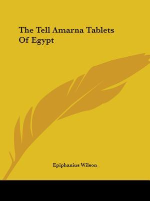 The Tell Amarna Tabl...